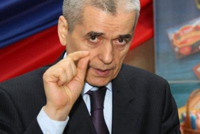 Онищенко снял запрет на конфеты Roshen из Липецка
