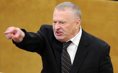 Жириновский пообещал разбить все окна в посольстве Нидерландов в РФ
