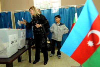 Сегодня в Азербайджане выбирают президента