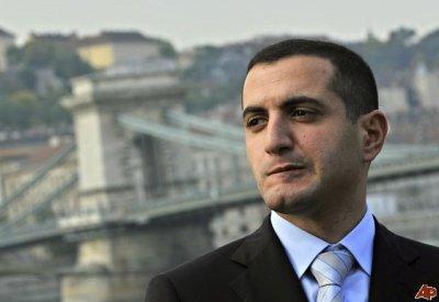 Во Франции задержали беглого экс-министра обороны Грузии Давида Кезерашвили