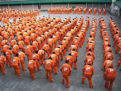В США четверо заключенных сбежали из тюрьмы через слив в душе