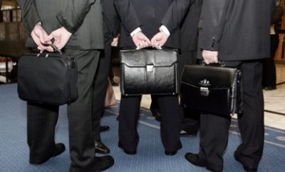 Средняя зарплата российского чиновника составляет 81,6 тыс. рублей