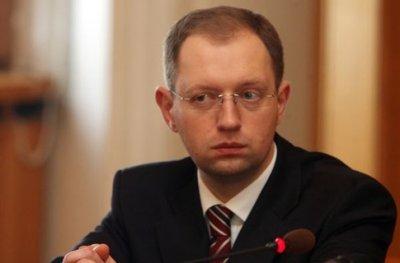 Яценюк: В президентских выборах-2015 будут три кандидата от оппозиции