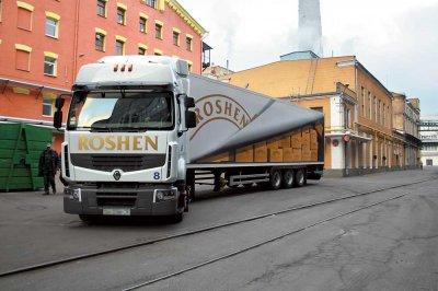 Roshen возобновит экспорт с 1 декабря