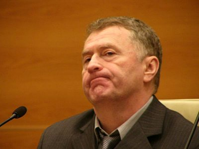 Жириновского в Госдуме назвали «фашистом»