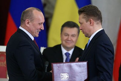 Украине больше не нужно утверждать объем закупок газа у России