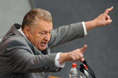 Жириновский: Любые подарки развращают чиновников
