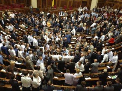 Верховная Рада проголосовала за амнистию, но снова с нарушениями