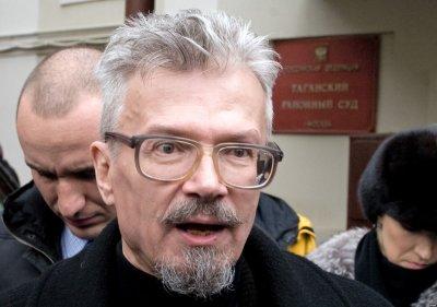 Полиция задержала оппозиционера Лимонова за проведение несанкционированной акции