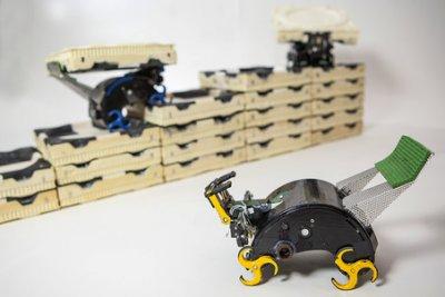 Ученые создали роботов-«термитов», способных строить дома без чертежей