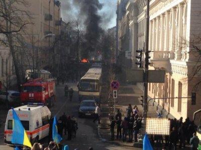 В Украине объявлена всеобщая мобилизация для мирного противостояния