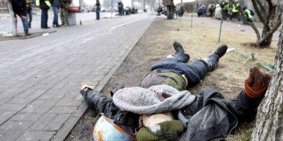 Революция в Киеве: Силовики не пускают депутатов в Верховную Раду