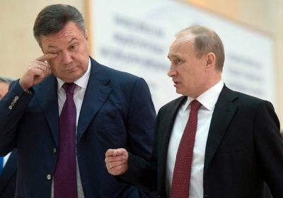 СМИ: Янукович обратился к Путину за помощью