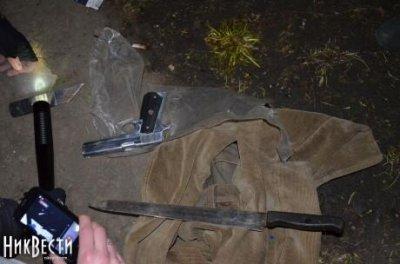 Атака сепаратистов на Николаевскую ОГА была отбита силами жителей города