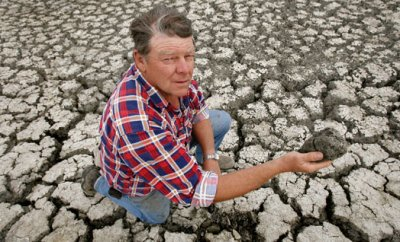 В Татарстане из-за засухи введен режим ЧС