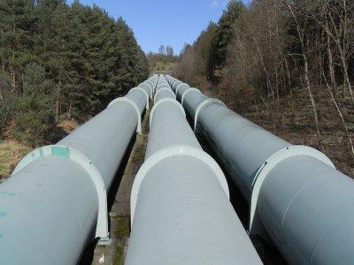 Россия остановила поставки газа в Украину