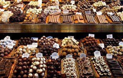 Беларусь ввела запрет на импорт украинских конфет