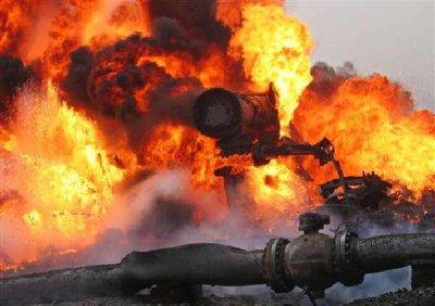 Газпром: Авария не привела к перебоям поставок газа в Европу