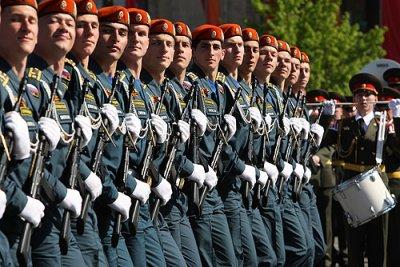 В России разработана новая военная доктрина