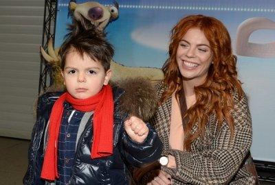 Фото киркорова с матерью его ребенка