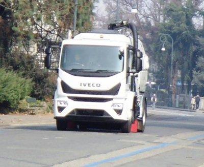 В Сети появилось фото нового Iveco EuroCargo