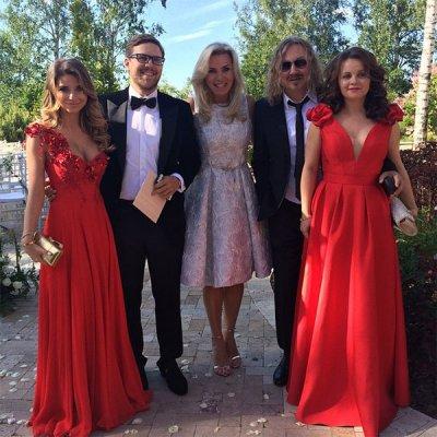 На пышной свадьбе сына Игоря Крутого побывал весь московский бомонд