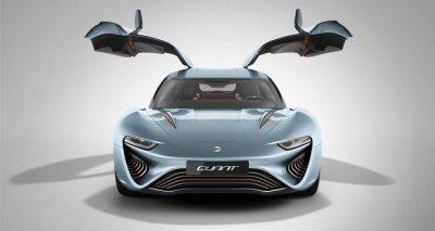 На Женевском автосалоне представлен первый в мире нано-электромобиль