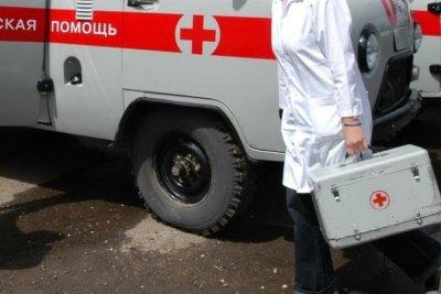 В Новосибирске девушка упала с 10-го этажа