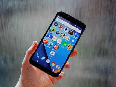 Google презентовал два новых смартфона Nexus