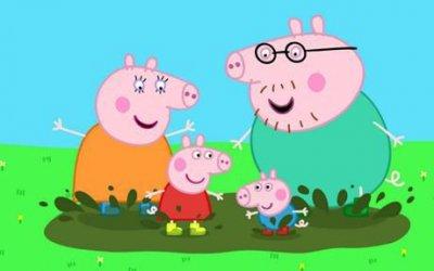 Медиахолдинг Entertainment Group покупает мультфильм про свинку Пеппу за £140 млн