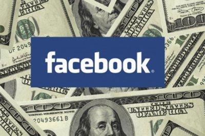 Стоимость акций Facebook превысила 100 долларов