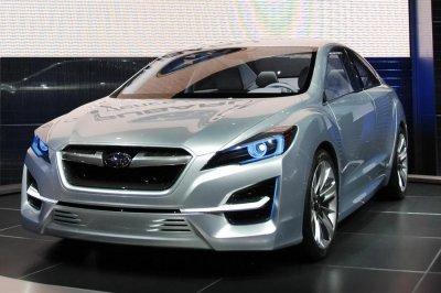 На автосалоне в Лос-Анджелесе будет представлен новый Subaru Impreza