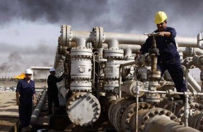 Стоимость нефти сорта Brent упала до $43,60 за баррель