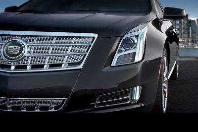 Новый кроссовер Cadillac XT4 выйдет на рынок в 2018 году