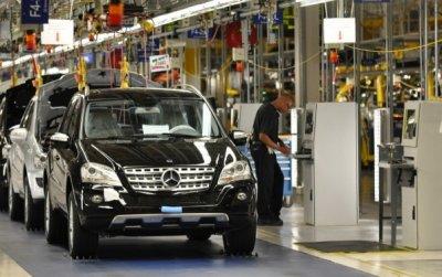 Новый кроссовер Mercedes-Benz GLC будут собирать в Финляндии