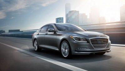 За сутки Hyundai получил более 4 тысяч заказов на новый Genesis G90