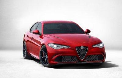 В сети появился первый рендер Alfa Romeo Giorgio Quadrifoglio
