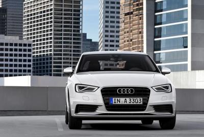Фотошпионы разместили в сети фото обновленного седана Audi A3