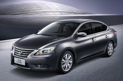 Компания Nissan объявила цены на обновленный седан Sentra
