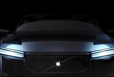 В Сети появилось видео концепт автомобиля Apple (видео)