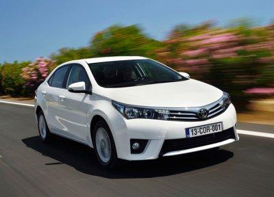 Toyota Corolla стала самым продаваемым автомобилем в мире в 2015 году