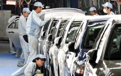 Toyota может на неделю приостановить производство из-за дефицита стали