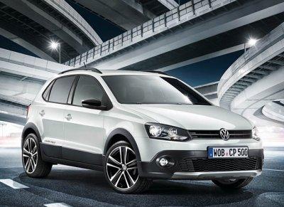 Кроссовер на базе Volkswagen Polo выйдет через два года