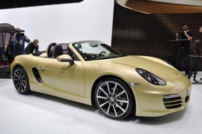 На автосалоне в Женеве Porsche представит две новые модели