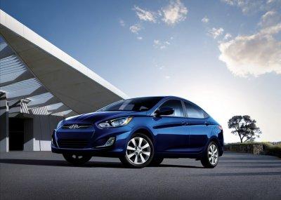 В интернет попало фото салона Hyundai Solaris нового поколения