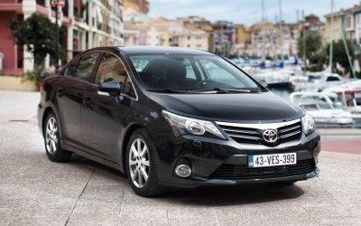 Toyota Camry заняла лидирующее место в мировом рейтинге