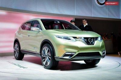 В 2017 году выпустят полу-автономный Nissan Qashqai