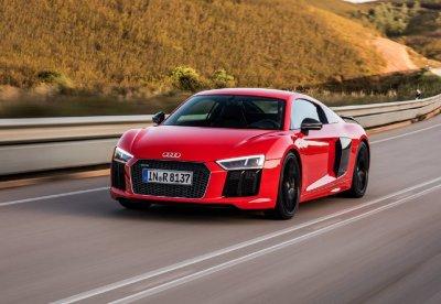 Базовый вариант спорткара Audi R8 получит двигатель от S4