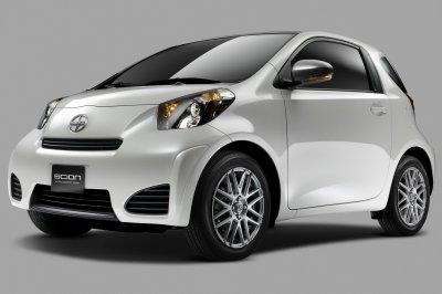 Toyota озвучила названия новейших моделей Scion