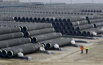 «Северный поток–2» обойдется в 8 млрд евро